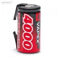 NiMH Battery 1,2V 4000mAh Sub-C