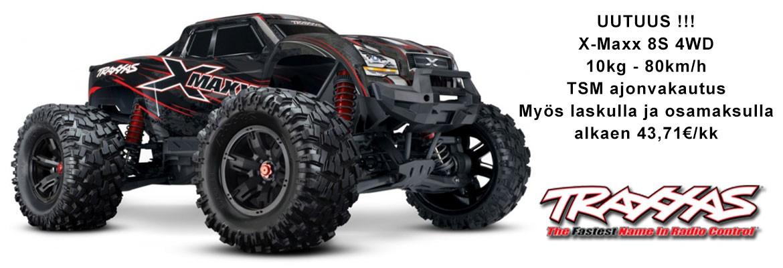 Traxxas X-Maxx 8S 4WD