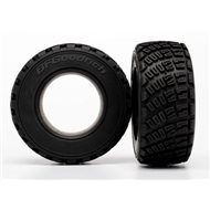 Tires, BFGoodrich Rally, gravel pattern (2)/ foam inserts (2