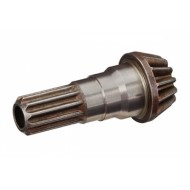 Pinion gear, differential front