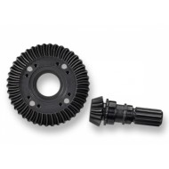 Ring gear and pinion for front differential