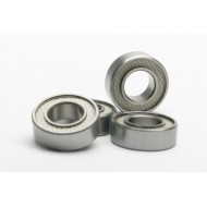 BALL BEARING 6X12X4MM (2) TEFLON SHIELD