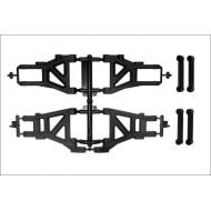 Tukivarret, ylä/ala, eteen/taakse, Fazer GP/VE-X