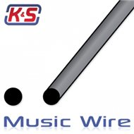 1 Meter Music Wire 2.5mm