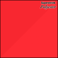 Solarfilm Polyester Trans-red 2m