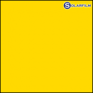 Solarfilm 2m dark yellow