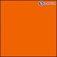 2m Solarfilm Standard  Orange