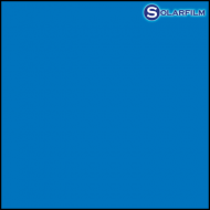 2m Solarfilm Standard  Lux blu