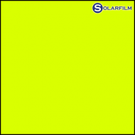 Solarfilm 2m Flo. yellow