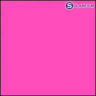 Solarfilm 2m Flo. pink