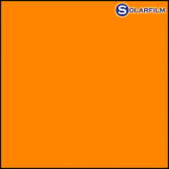 Solarfilm 2m Flo. orange