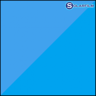 10m Solarfilm Transp. blue