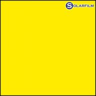 10m Solarfilm Yellow