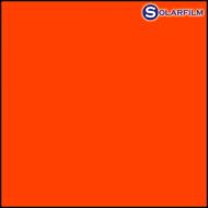 10m Solarfilm Red fluoresent