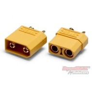 Connector XT90 4.5mm pair