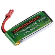 Li-Po Battery 1S 3,7V  700mAh Ominus