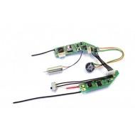 Vastaanotin, servo ja nopeudensäädin, Mini-Z Buggy