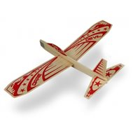Dare Devil Balsa Glider Airplane (24)