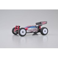 Mini-Z BUGGY LAZER BODY SET - GREY/RED *