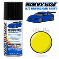 Yellow R/C Racing Car Spray Paint 150 ml