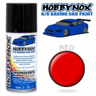Red R/C Racing Car Spray Paint 150 ml