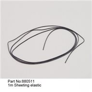 1m Sheeting Elastic