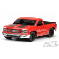 Chevy Silverado Pro-Touring Clear Body (1)