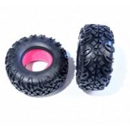Tire/foam 1:10 Crawler