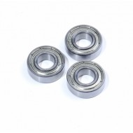 Ball Bearing 10x22x7mm 3pcs 1:6 Right