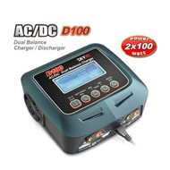 SkyRC D100 Dual Charger 2x100W 240VAC/12VDC