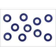 Kartioprikka, M3x6, 10kpl