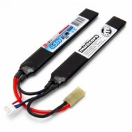 Li-Po Battery 2S 7,4V 1450mAh 25C Split Airsoft