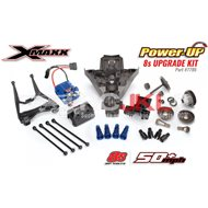 Traxxas X-Maxx 8S Power-Up Kit
