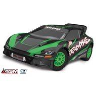 Traxxas Rally VXL 1:10 4WD RTR TQi TSM