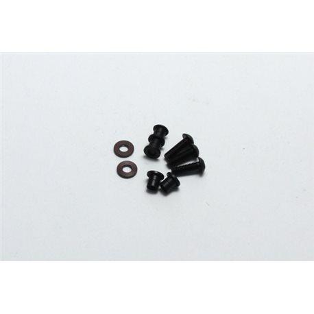 King pin, gunmetal, Lazer ZX-5/ZX6
