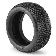 1:8 BUGGY TYRES I-BEAM SUPER SOFT (1) (NO INSERTS) BULK