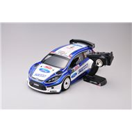 DRX VE FORD FIESTA S2000 4WD READYSET EP (KT200)