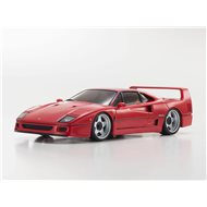 MINIZ MR03 SPORTS 2 FERRARI F40 RED (W-RM/KT19)