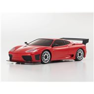MINIZ MR03 SPORTS 2 FERRARI 360 GTC RED (W-RM/KT19)