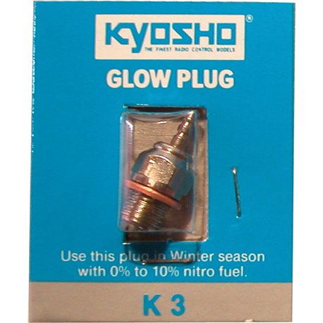 KYOSHO K3 GLOW PLUG