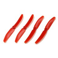 PROPELLER DRONE RACER (4) RED