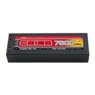 LIPO 2S CARBON PRO V-MAX 7600-110C (7.6V) - TUBES (325g)