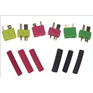 SUPER-PLUGS (DEANS) - 3 PAIRS