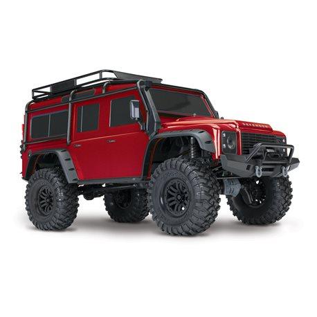 Traxxas Scale Crawler Land Rover Defender