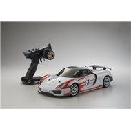 Kyosho Fazer VE Porsche 918 Spyder Weissach RTR