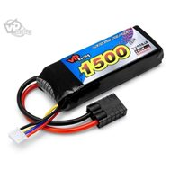Li-Po Battery 3S 11,1V 1500mAh 25C TRX-connector