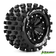 "Tire & Wheel MT-ROCK 2,8"" Black 1/2-offset"