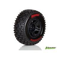 Tire & Wheel SC-PIONEER 4WD/2WD Rear (2)