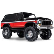 Traxxas TRX-4 Ford Bronco Ranger XLT Scale & Trail Crawler RTR