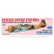 Guillow's Focke-Wulf FW190 balsarakennussarja